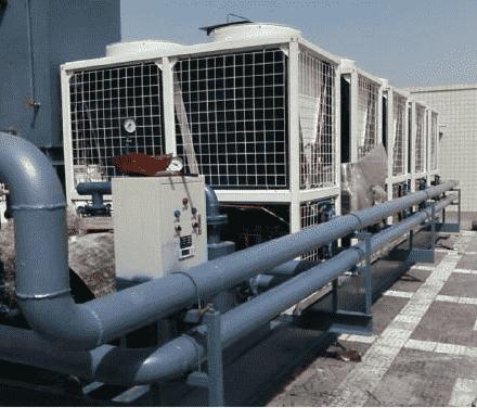 二手中央空调螺杆机回收类型有什么?