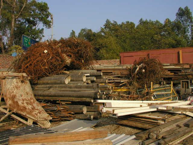 云南废旧物资回收实现资源再循环