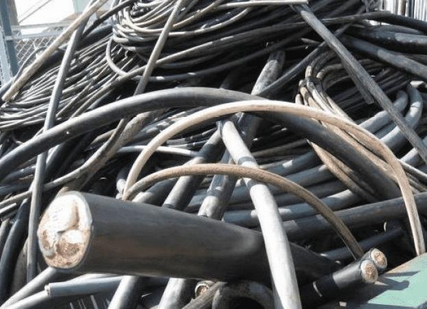 扁电缆线回收与圆电缆线回收的区别