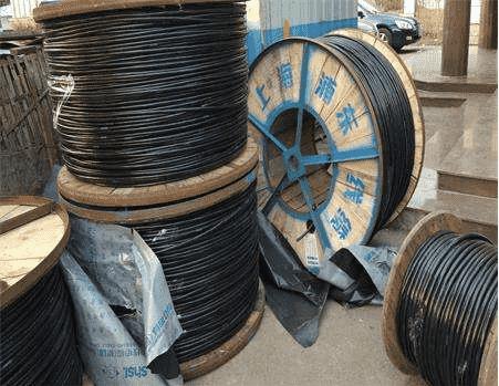 电缆线回收行业的上下游