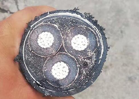 电缆线回收介绍铝合金电缆线及与铜芯电缆线差别