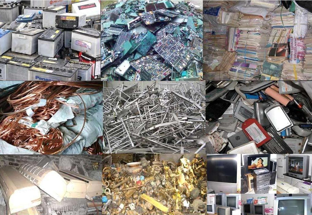 越南男人收购废品买别墅为什么有人说废品业不赚大钱!