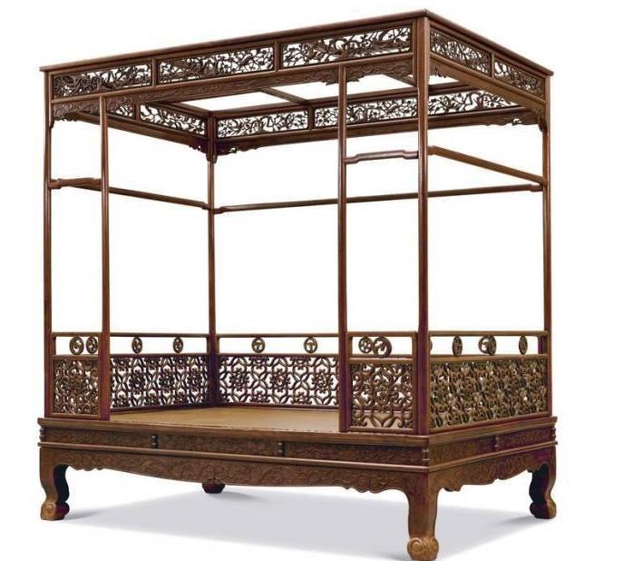 如何在市场上淘老红木家具