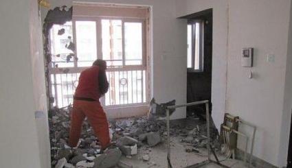 成都拆除酒店施工注意事项
