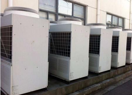 二手旧中央空调回收燃气空调的运用