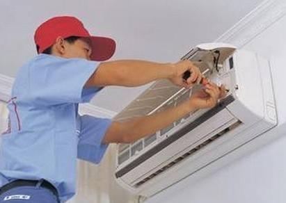 空调内机装水盘如何拆除