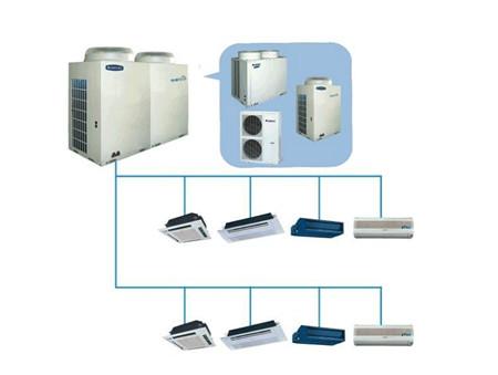 空调吊顶式空调回收介绍控温情况