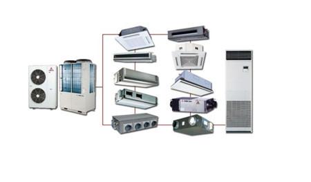 成都二手空调维修,与水电安装的融洽