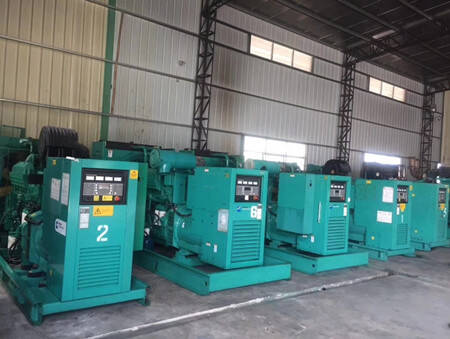 柴油发电机组在运作时响声,降低给客户产生的危害