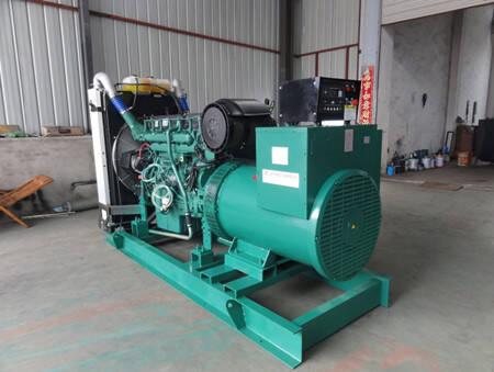 成都二手开普200kw大型柴油发电机组