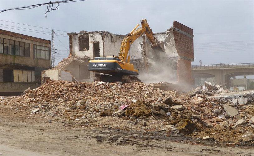 建筑拆除拆除工程项目预算定额的编制