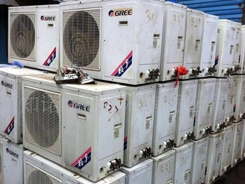 二手空调回收依据空调匹数来取决于价格
