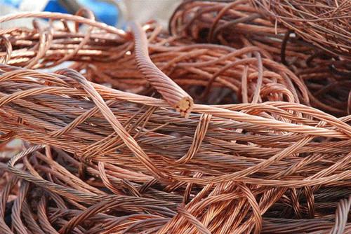 近期废铜回收价格高位运行