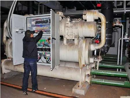 旧中央空调回收,旧中央空调设备如何进行维护保养?