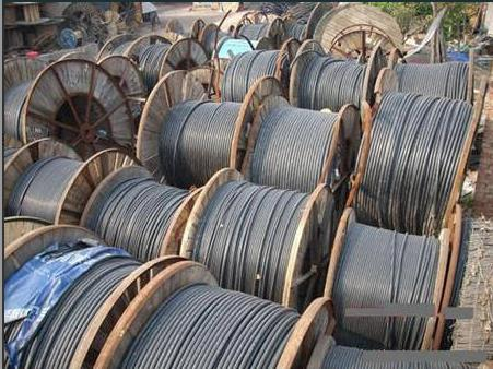 回收电镀锌钢丝绳工艺区别